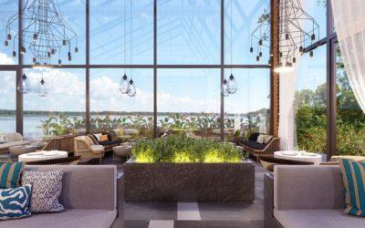 การวางโครงสร้างและวางระบบโรงแรม รีสอร์ท